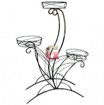"Подставка для цветов ""Лотос 3"""