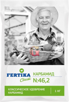 Удобрение Fertika Карбамид (1 кг.)