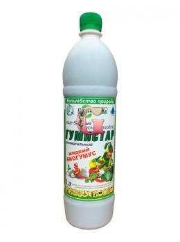 Жидкое органическое удобрение Гумистар