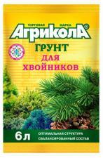 Агрикола Грунт Для Хвойных Растений (6л.)